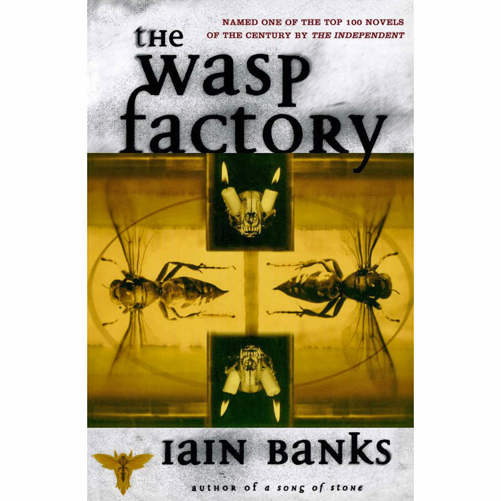Wasp Factory: A Novel