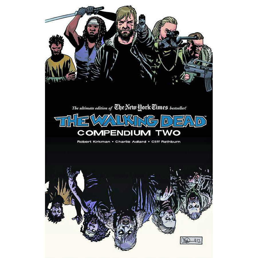 Walking Dead Compendium Volume 2