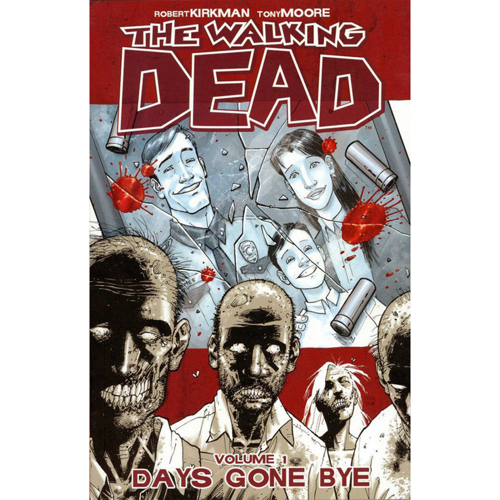 Walking Dead Volume 1: Days Gone Bye