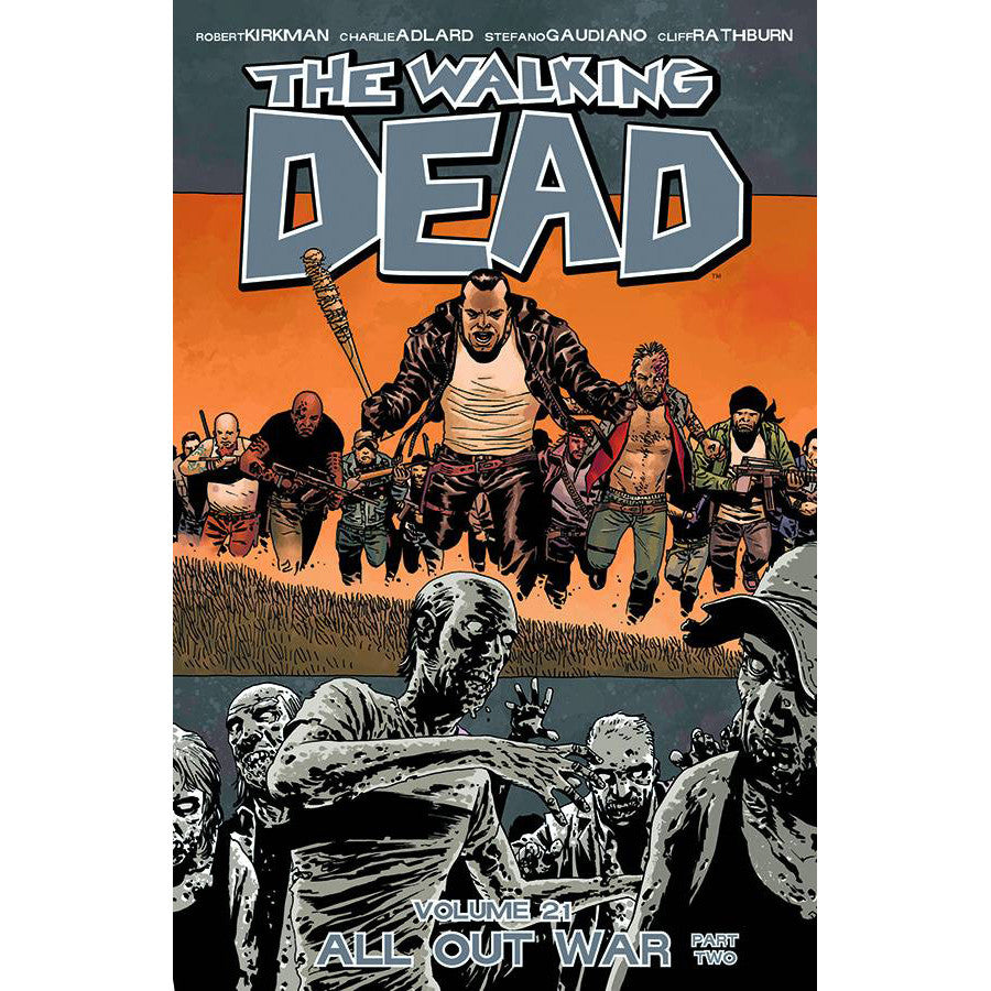 Walking Dead Volume 21: All Out War Part 2