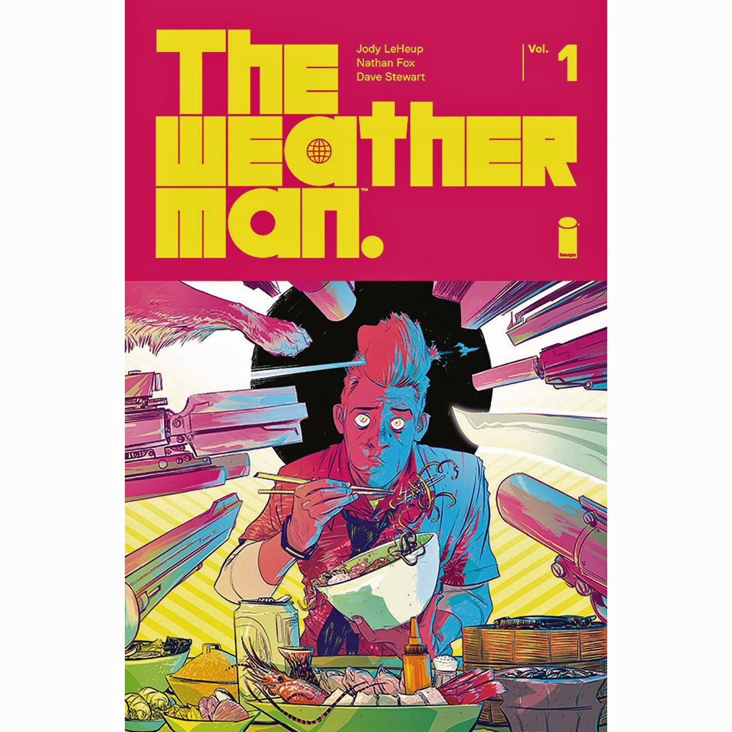 The Weatherman Volume 1