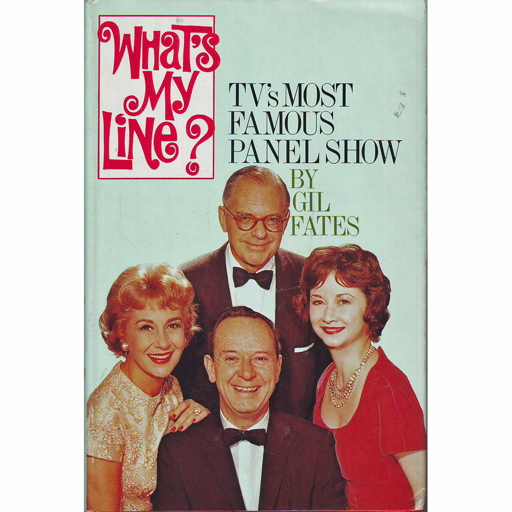 What's My Line?: TV's Most Famous Panel Show
