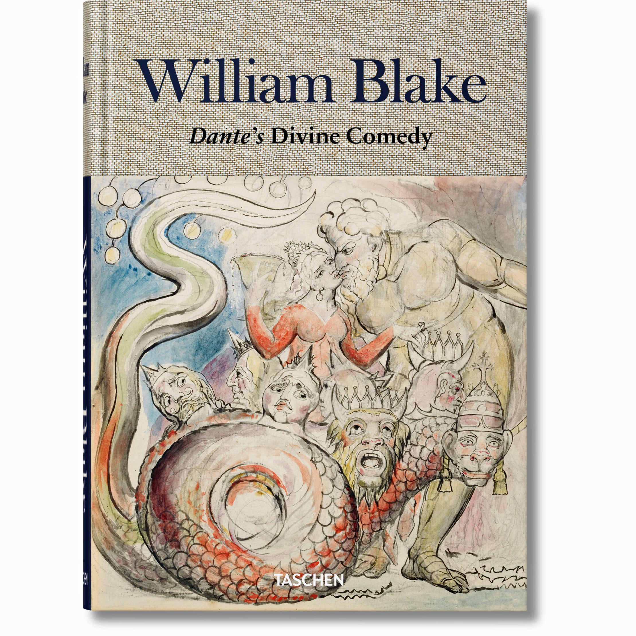 Dante's Divine Comedy: The Complete Drawings
