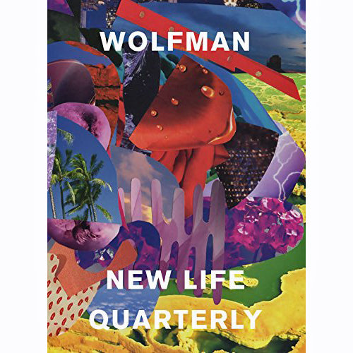 Wolfman New Life Quarterly #2