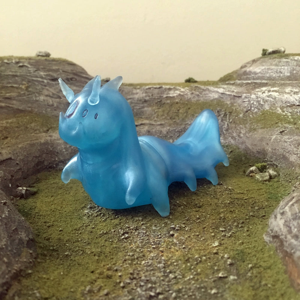 Wormyboi Figure (Blue)
