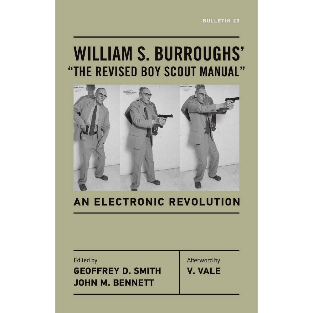 Revised Boy Scout Manual: An Electronic Revolution