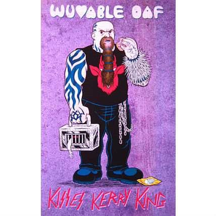 Wuvable Oaf Kisses Kerry King / Rawk Gawdz