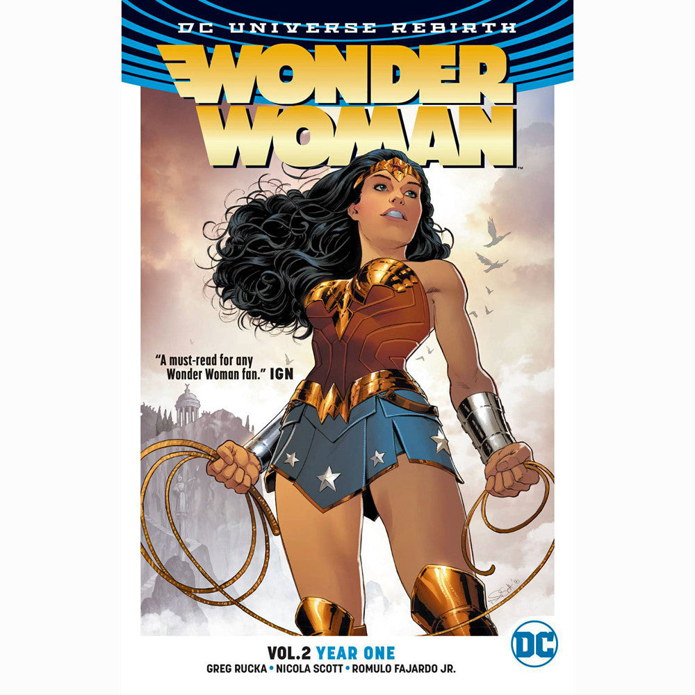 Wonder Woman Volume 2: Year One