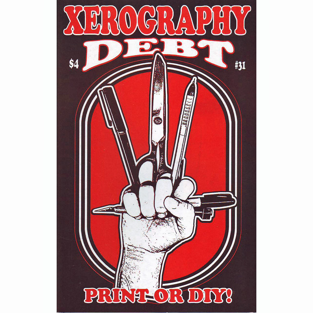 Xerography Debt #31