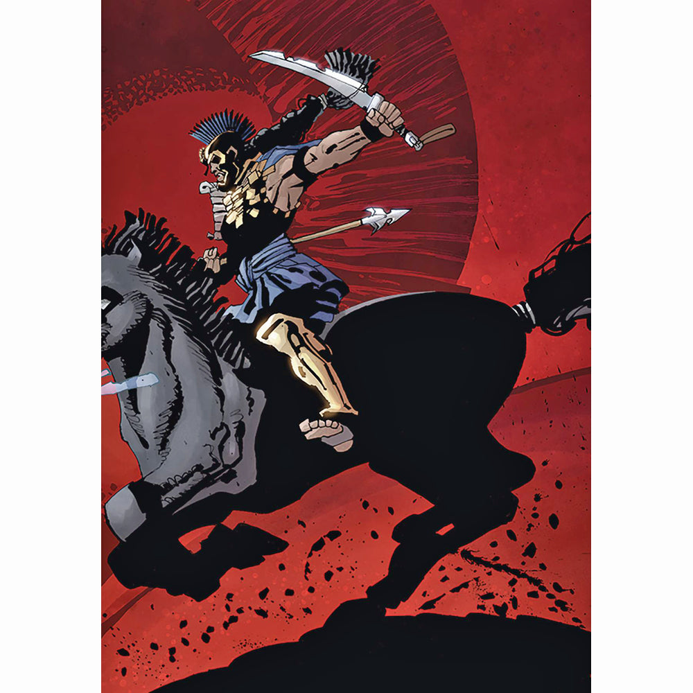 Xerxes: Fall Of The House Of Darius #5