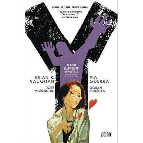Y: The Last Man Book 4