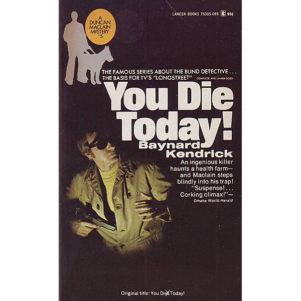 You Die Today!