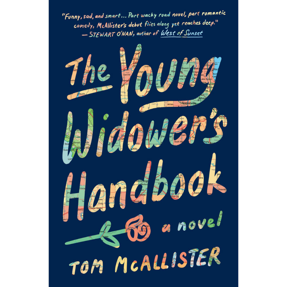 Young Widower's Handbook: A Novel