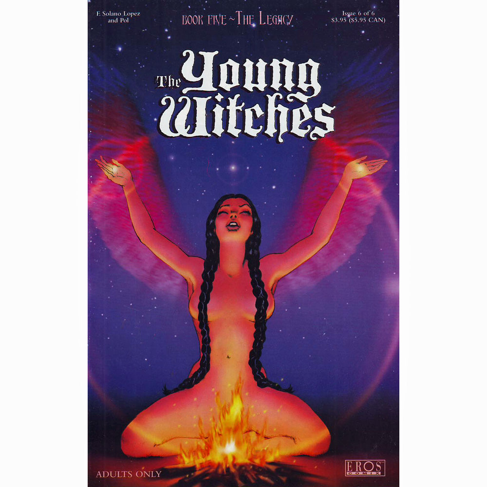 Young Witches: Book 5 The Legacy #6