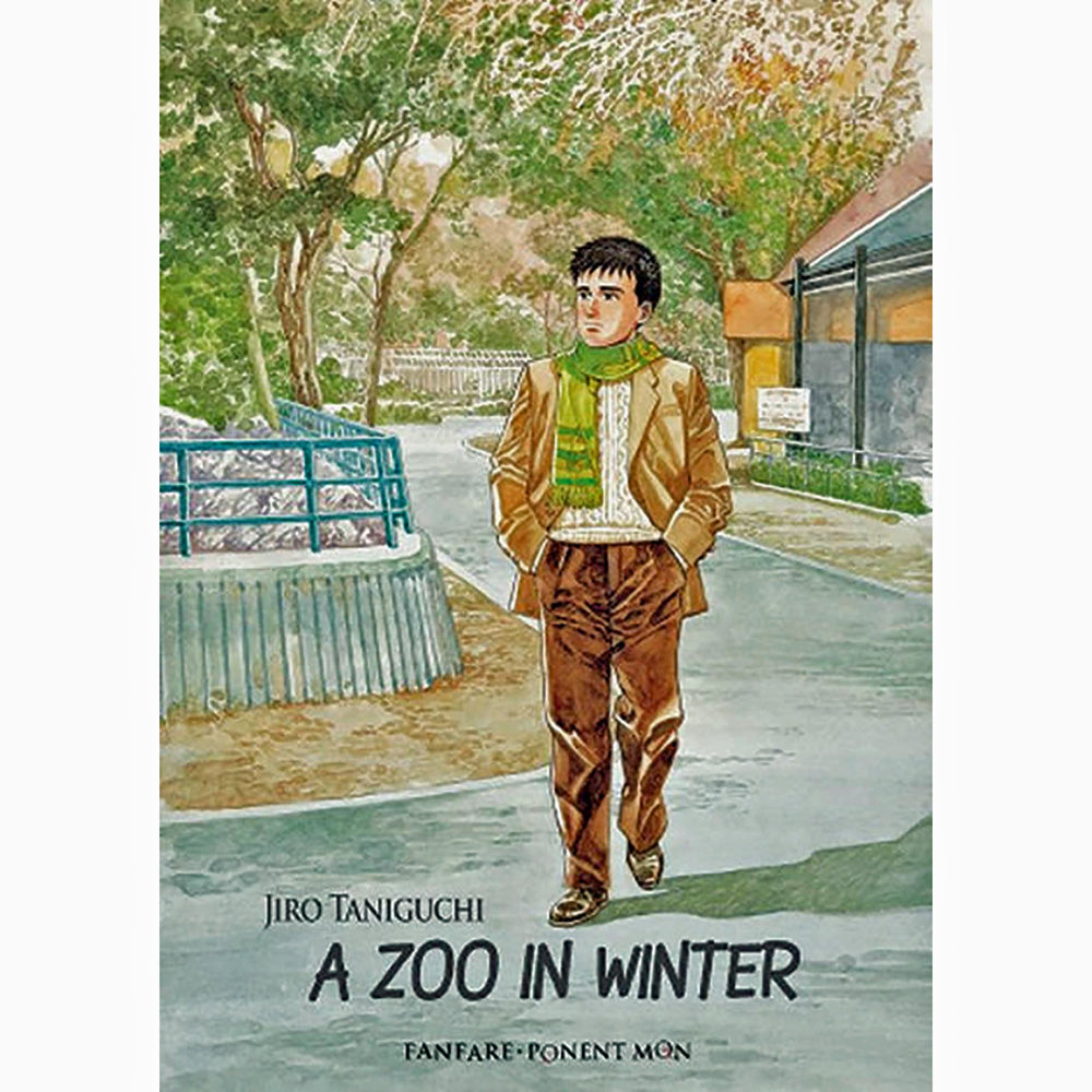 A Zoo In Winter