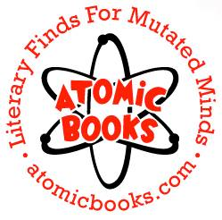 Atomic Books's logo