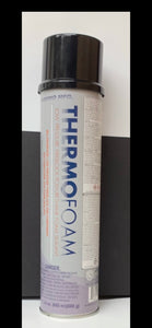 Thermo Fireblock straw and Gun Foam