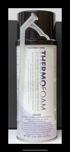 12oz Thermo Straw Foam