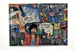 Bill & Ted's Excellent Adventure Card Holder Wallet