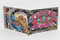 Captain Planet and the Planeteers Bifold Wallet
