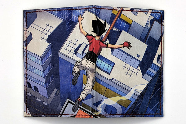 Mirror's Edge Faith Card Holder Wallet