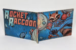 Rocket Raccoon Bifold Wallet
