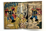Thor Card Holder Wallet with Extra Pocket