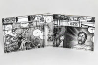 The Walking Dead Bifold Wallet