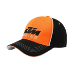 casquette orange ktm racing