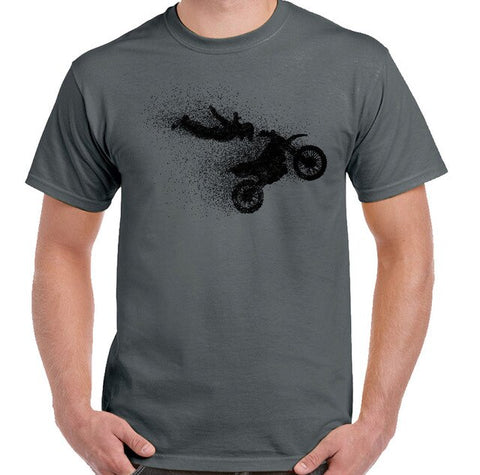 T-Shirt Motocross Freestyle