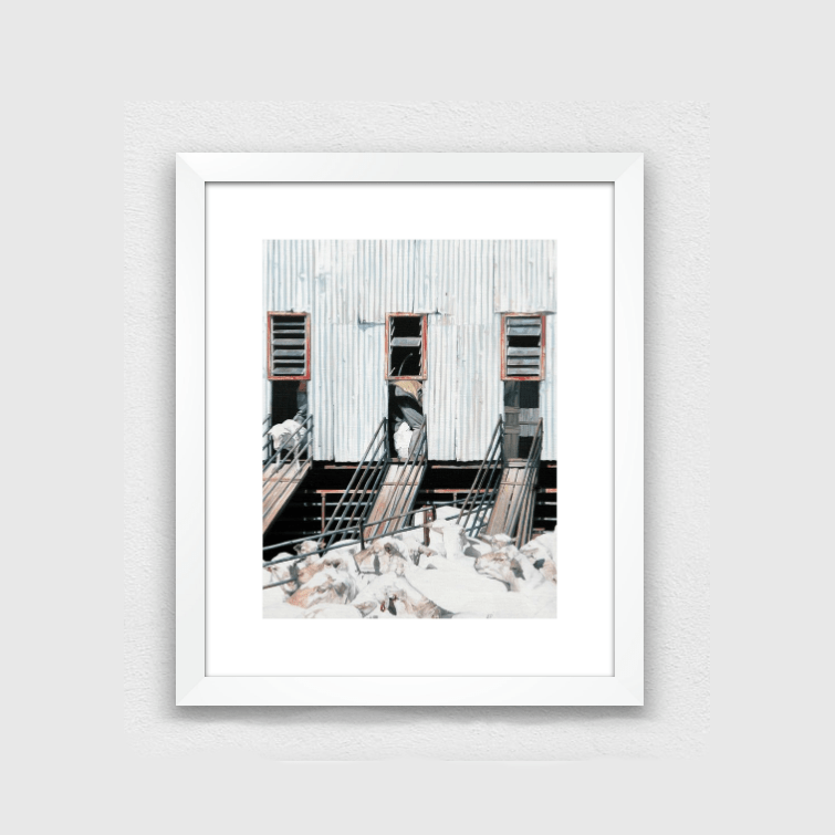 Shearing Time Again Print - JAIME PROSSER ART