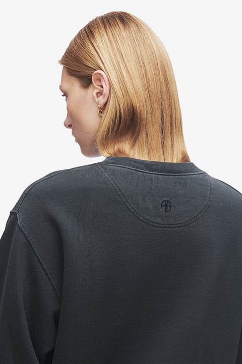 ESME SWEATSHIRT - WASHED INDIGO