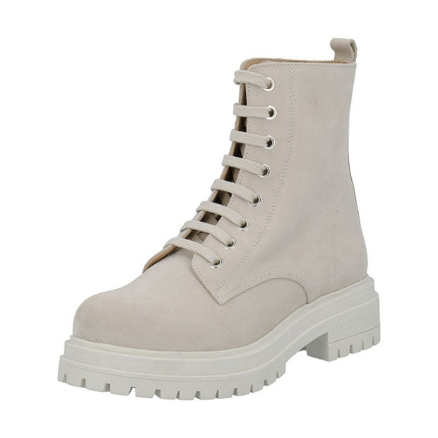Crosta leather Boots Off White