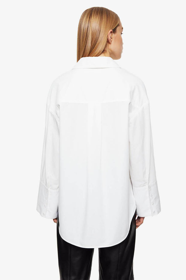 ALLIE SHIRT - WHITE