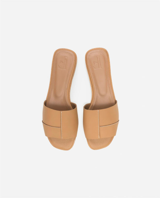 Milla Sandal Leather Brown