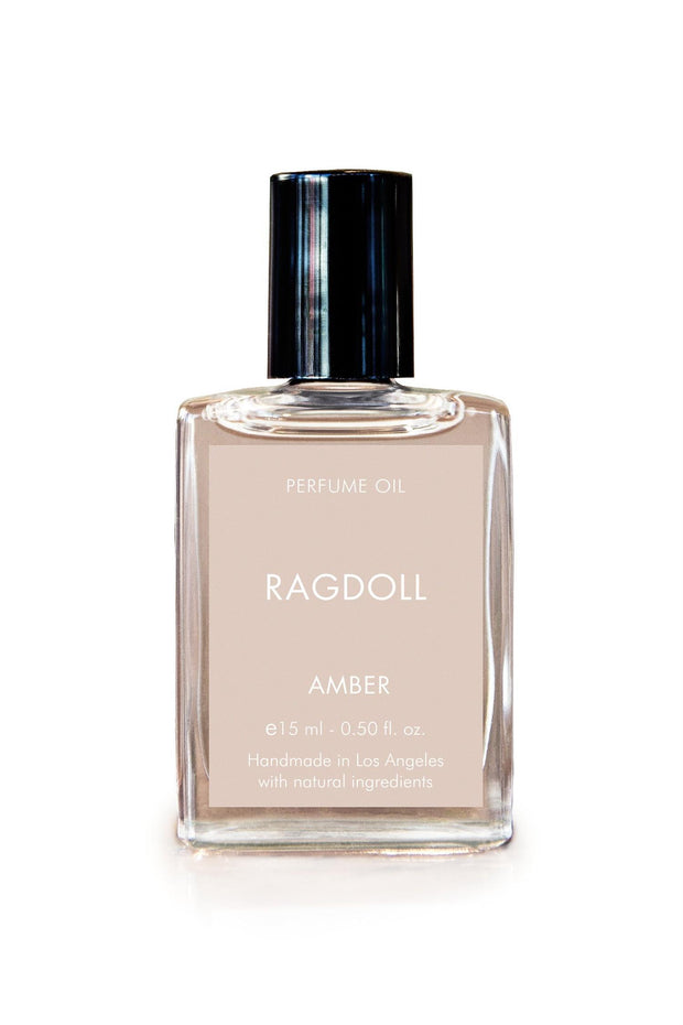PERFUME OIL Amber Limited edition