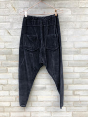 Baggy Velour pants ANTARCIT