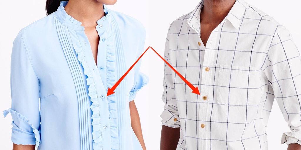 Everything You Ever Need to Know About Men's and Women's Shirts
