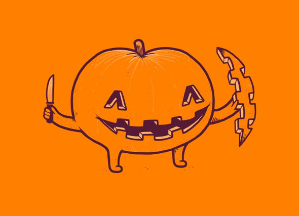 Halloween in Shirt Design: 5 great examples