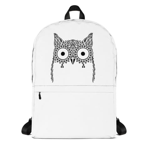 Backpack - Designs owl - shopidor