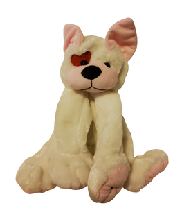Cutie the Dog - Stuff-A-Bear