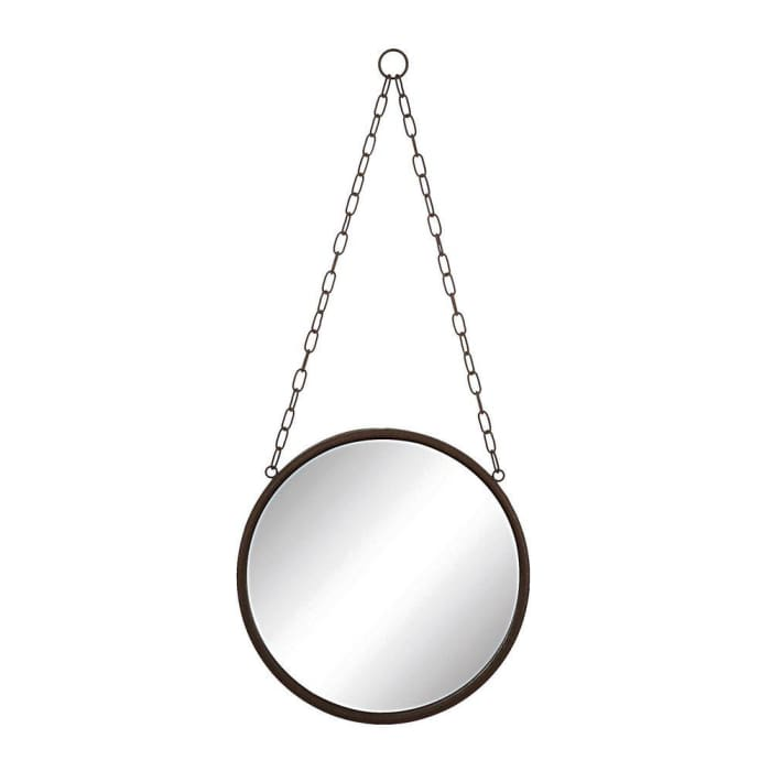 Farmhouse Industrial Mirror - Physical