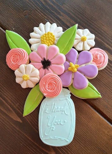 May 11th |  10-12pm | Mother's Day Cookie Decorating