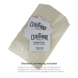 Cloud Nine Soap: Oatmeal Hemp- Honey And Cinnamon - Soap