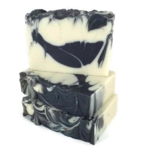 All Natural Cloud Nine Soap: Rock Star Sage + Cedar - Soap
