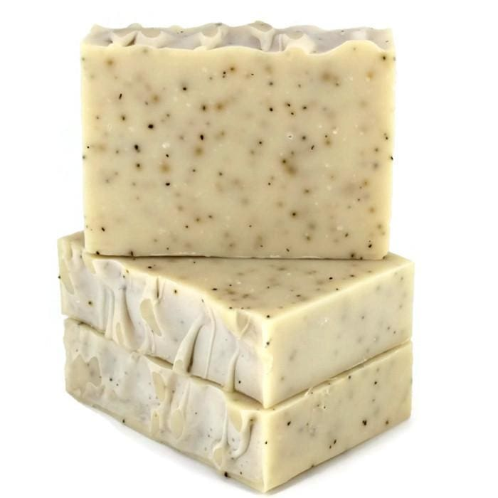 All Natural Cloud Nine Soap: Well + Good Peppermint Rosemary - Soap