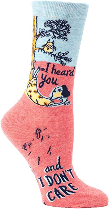 I Heard You Women's Socks