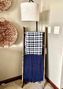 DIY KIT-TO-GO - Blanket Ladder