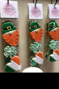 March 15th | 1:00 - 4:00 | St. Patrick's Day Cookie Decorating