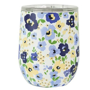 Floral Stainless Drink Travel Tumbler (Multiple Styles) - Birmingham
